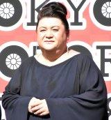 『東京モーターフェス2018』内でスペシャルトークショーに登壇したマツコ・デラックス (C)ORICON NewS inc.