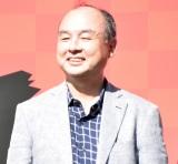 『東京モーターフェス2018』内でスペシャルトークショーに登壇した孫正義社長 (C)ORICON NewS inc.