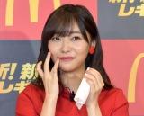 『新!新!新?レギュラー』キャンペーン発表会に出席した指原莉乃(C)ORICON NewS inc.