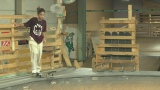 『TERRACE HOUSE OPENING NEW DOORS』新メンバーの中田海斗(C)フジテレビ/イースト・エンタテインメント