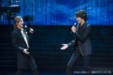 『SONGS』で共演する堂本光一×井上芳雄(C)NHK