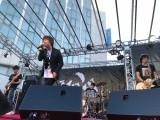 30年ぶりにホコ天ライブを行ったJUN SKY WALKER(S)
