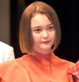 映画『ういらぶ。』の完成披露試写会に出席した玉城ティナ (C)ORICON NewS inc.
