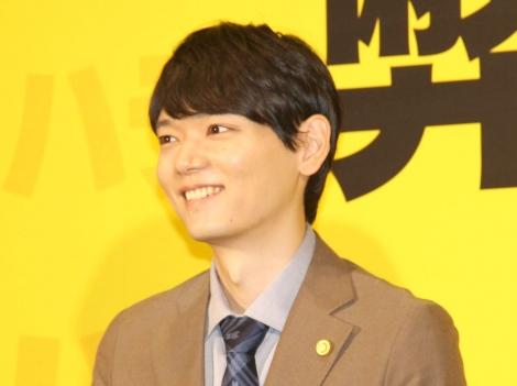 テレビ東京系ドラマBiz『ハラスメントゲーム』)の完成記者会見に出席した古川雄輝