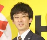 テレビ東京系ドラマBiz『ハラスメントゲーム』)の完成記者会見に出席した滝藤賢一