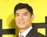 テレビ東京系ドラマBiz『ハラスメントゲーム』)の完成記者会見に出席した高嶋政宏