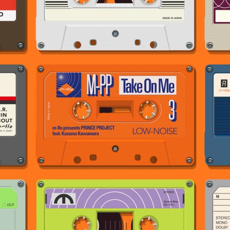 「Take On Me」/m-flo presents PRINCE PROJECT feat. 川村壱馬(Team京極兄弟 テーマ曲)