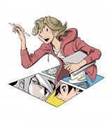 『THE COMIQ』(ザ コミック)告知カット (C)高橋和希 スタジオ・ダイス/集英社