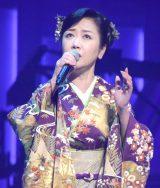 『日・ASEAN音楽祭〜平和への祈り〜』のランスルーに参加した伍代夏子 (C)ORICON NewS inc.