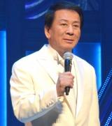 『日・ASEAN音楽祭〜平和への祈り〜』のランスルーに参加した杉良太郎 (C)ORICON NewS inc.