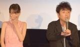 ムロツヨシ(右)のトークに笑いが止まらない戸田恵梨香 (C)ORICON NewS inc.