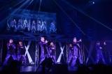 ライブ『LIVE DA PUMP 2018 THANX!!!!!!!』を行ったDA PUMP(左から)DAICHI、YORI、ISSA、U-YEAH、TOMO、KIMI、KENZO