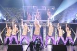 ライブ『LIVE DA PUMP 2018 THANX!!!!!!!』を行ったDA PUMP(左から)KENZO、YORI、U-YEAH、ISSA、KIMI、DAICHI、TOMO