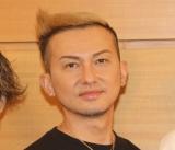 ライブ『LIVE DA PUMP 2018 THANX!!!!!!!』公演前囲み取材に出席したISSA (C)ORICON NewS inc.