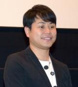 主演映画の撮影中に熟睡していたことを明かしたNON STYLEの井上裕介 (C)ORICON NewS inc.
