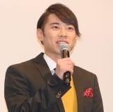 映画『走れ!T校バスケット部』プレミア試写会に出席した(左から)戸塚純貴 (C)ORICON NewS inc.