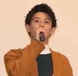 映画『走れ!T校バスケット部』プレミア試写会に出席した鈴木勝大 (C)ORICON NewS inc.