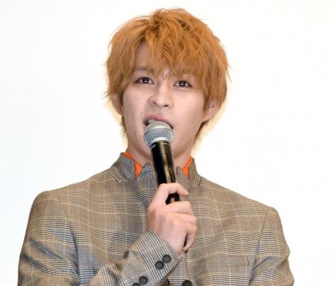 映画『走れ!T校バスケット部』プレミア試写会に出席した西銘駿 (C)ORICON NewS inc.
