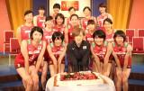 『2018世界バレー女子大会』を闘っているバレーボール女子日本代表(C)ORICON NewS inc.