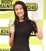 新ブランド飲料『ボディメンテ ドリンク』のCM発表会に参加したkoki, (C)ORICON NewS inc.