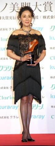 サムネイル 「オーバーフォーティー部門」に選出された浅野ゆう子 (C)ORICON NewS inc.
