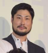映画『ムタフカズ』初日舞台あいさつに出席した藤井隼 (C)ORICON NewS inc.