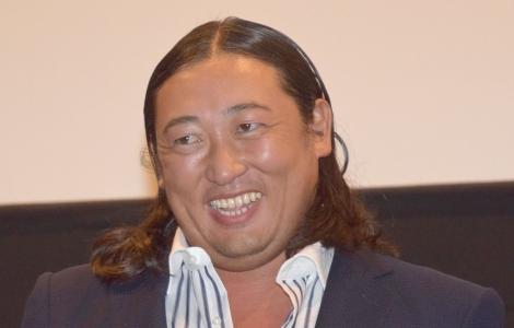 """ロッキーを思わせる""""パクリ""""指摘はスルーした秋山竜次 (C)ORICON NewS inc."""