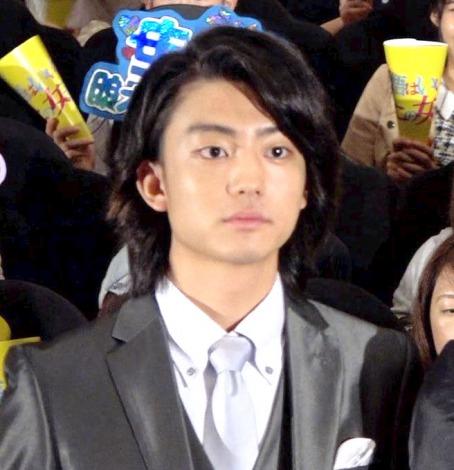 映画『覚悟はいいかそこの女子。』初日舞台あいさつに出席した伊藤健太郎 (C)ORICON NewS inc.
