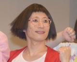PRイベント『SDGs花月〜映画もお笑いも新喜劇もぜんぶ〜』に出席したすっちー