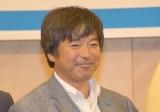 『WFPチャリティーエッセイコンテスト2018』表彰式に出席した三浦豪太氏 (C)ORICON NewS inc.