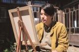 連続テレビ小説『まんぷく』ヒロインの義兄で画家の香田忠彦を演じる要潤(C)NHK