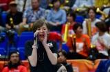 8年ぶりのメダル獲得をかけて、中田久美監督(写真)率いる女子日本代表は3次ラウンドに挑む(C)TBS