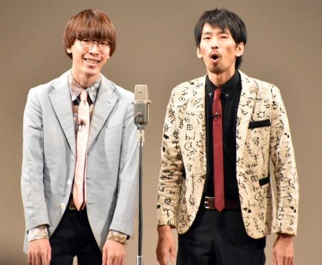 『マイナビ Laughter Night』第4回チャンピオンライブに出場した真空ジェシカ (C)ORICON NewS inc.