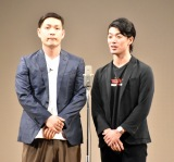 『マイナビ Laughter Night』第4回チャンピオンライブに出場したアイロンヘッド (C)ORICON NewS inc.