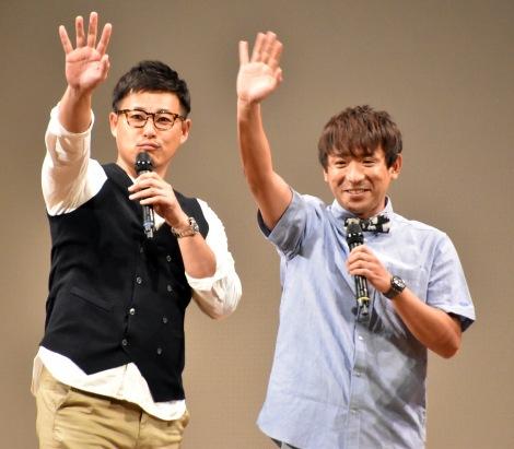 『マイナビ Laughter Night』第4回チャンピオンライブにゲスト出演したアルコ&ピース (C)ORICON NewS inc.