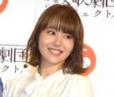 吉本興業『少女歌劇団プロジェクト概要発表会見』に出席した門脇佳奈子 (C)ORICON NewS inc.