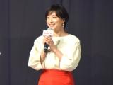 ファッション誌『InRed』の創刊15周年記念イベントに登場した広末涼子 (C)ORICON NewS inc.