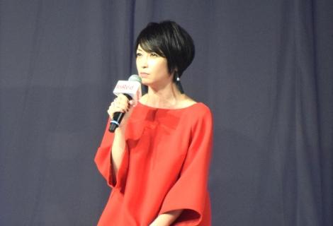 『InRed』の創刊15周年記念イベントに出席した辺見えみり (C)ORICON NewS inc.