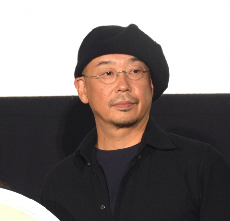 映画『日日是好日』初日舞台あいさつに登壇した大森立嗣監督 (C)ORICON NewS inc.