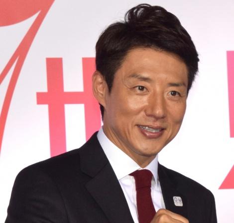 『世界体操カタール・ドーハ2018』記者会見に出席した松岡修造 (C)ORICON NewS inc.