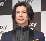 武田真治『筋肉体操』の反響に喜び (18年10月15日)