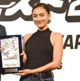 第35回『ベストジーニスト2018』で「協議会選出部門」を受賞した長谷川潤 (C)ORICON NewS inc.