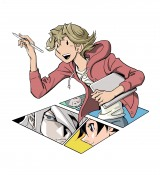 高橋和希氏の短期集中連載『THE COMIQ』(ザ コミック) (C)高橋和希 スタジオ・ダイス/集英社