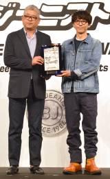 第35回『ベストジーニスト2018』で「協議会選出部門」を受賞した高橋一生 (C)ORICON NewS inc.