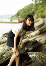 『週刊プレイボーイ』44号に登場した久間田琳加 (C)細居幸次郎/週刊プレイボーイ