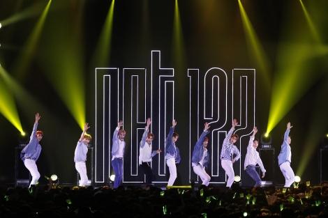 """全国ショーケースツアー『NCT 127 JAPAN Showcase Tour""""chain""""』ファイナルより"""