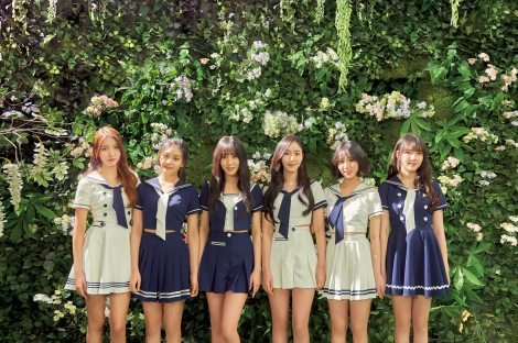 K-POP6人組「GFRIEND」が日本デビュー