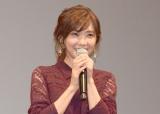 映画『あいあい傘』の舞台あいさつに出席した倉科カナ (C)ORICON NewS inc.