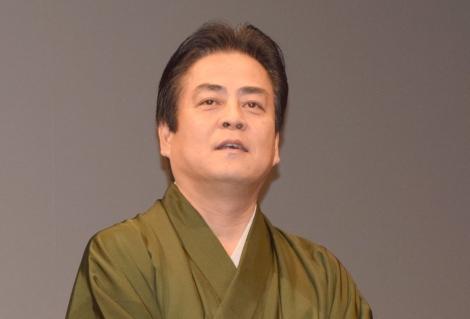 映画『あいあい傘』の舞台あいさつに出席した立川談春 (C)ORICON NewS inc.