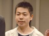 第5回『ドラマ甲子園』大賞作品『キミの墓石を建てに行こう。』記者発表会に出席した宮嵜瑛太